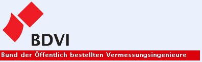 Bund der öffentlich bestellten Vermessungsingenieure BDVI: Moderation einer Podiumsdiskussion im Rahmen der Messe Intergeo in Leipzig (2007)