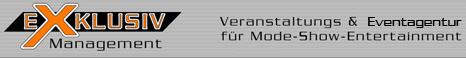 Exklusiv Management Wolfgang Maurer: Eventmoderationen (2004, 2007)