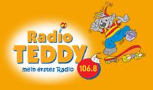 Radio Teddy 106.8: Moderation und Redaktion der Sendungen - Elternabend - Pop & Shop  - Reise-Puzzle (2005-2008)